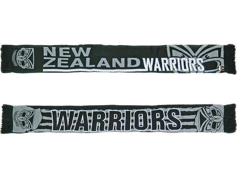 NZ Warriors Scarf - Alliance
