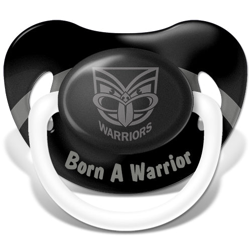 NZ Warriors Baby Dummy