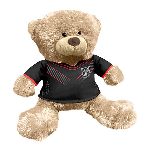 NZ Warriors Plush Teddy