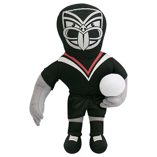 NZ Warriors Plush Mascot