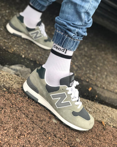 New Balance 1400 Grey/White