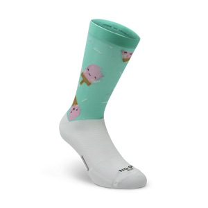 Gelati Performance Sport Socks, made in Italy.