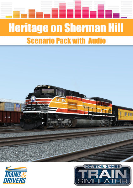 Heritage on Sherman Hill Scenario Pack