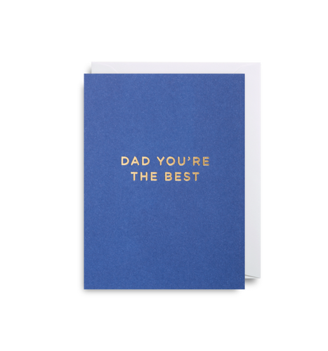 Kelly Hyatt | Dad You're The Best