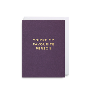 Kelly Hyatt | You're My Favourite Person