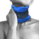 Gelpacks Direct Reusable Gel Ice Cooling/Heated Neck Wrap for pain relief