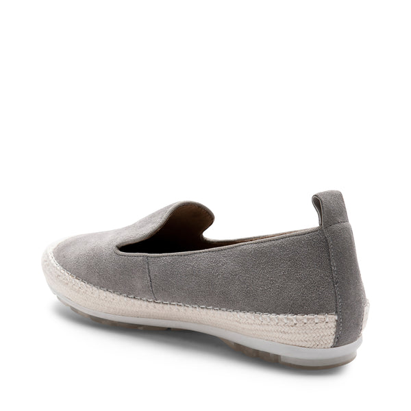 LIGHT GREY SUEDE