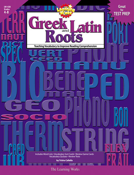 Greek and Latin Roots, Open eBook
