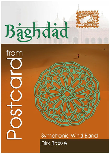 Brosse - Postcard from Baghdad (Full Score and Parts) - WE6433EM