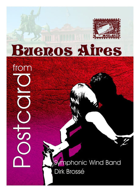 Brosse - Postcard from Buenos Aires (Full Score and Parts) - WE6436EM