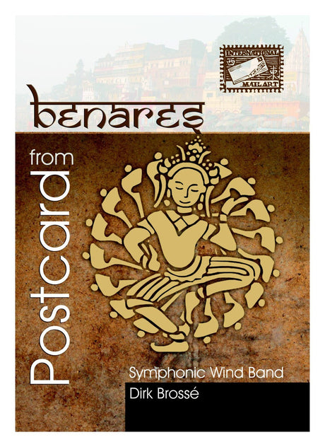 Brosse - Postcard from Benares (Full Score and Parts) - WE6438EM