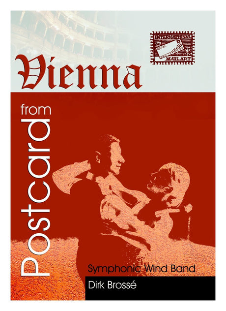 Brosse - Postcard from Vienna (Full Score and Parts) - WE6439EM