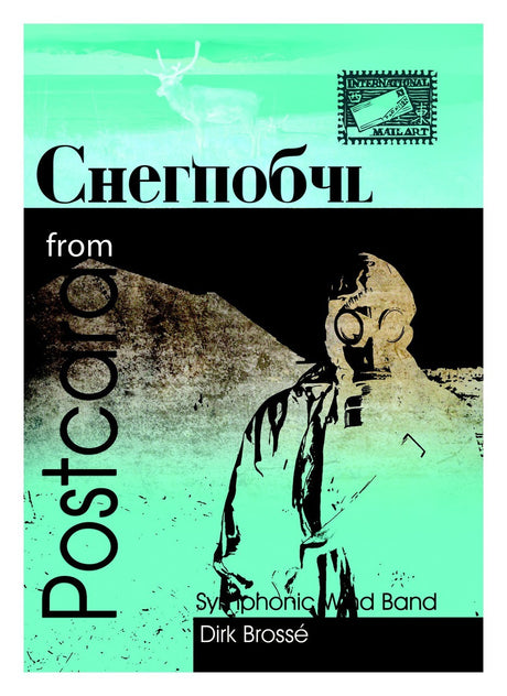 Brosse - Postcard from Chernobyl (Full Score and Parts) - WE6441EM