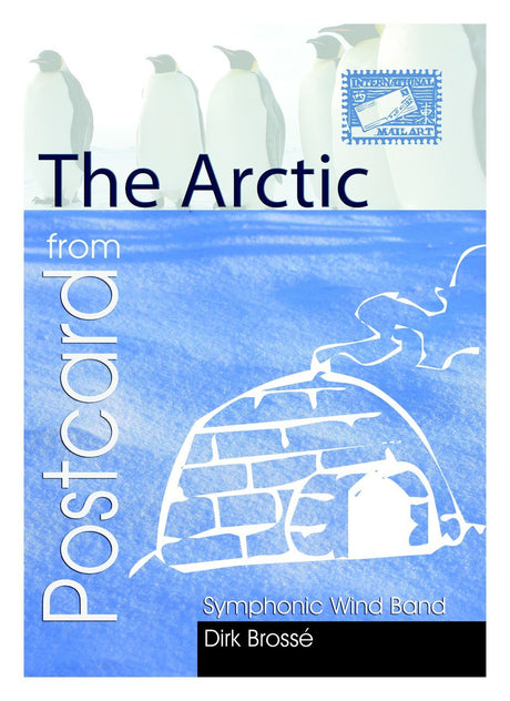Brosse - Postcard from the Arctic (Full Score Only) - WE6442SEM