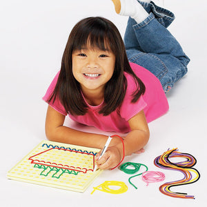String-Along Lacing Set