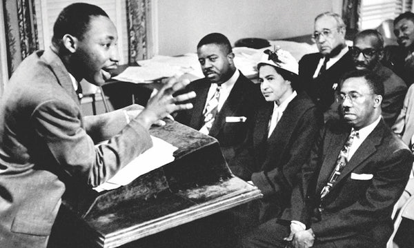 Celebrating Dr. Martin Luther King Jr. in Guided Reading Lessons