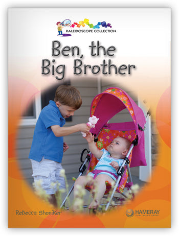 Ben, the Big Brother Big Book from Kaleidoscope Collection