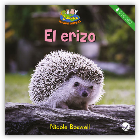 El erizo from Zoozoo Mundo Animal