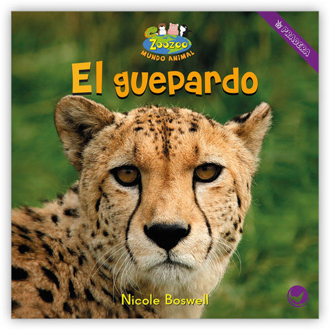 El guepardo from Zoozoo Mundo Animal
