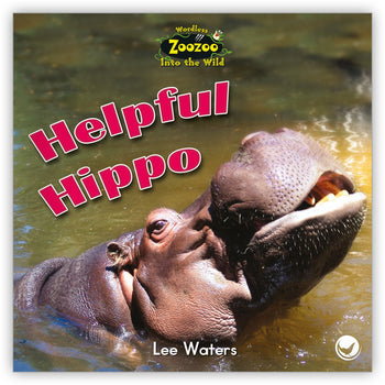 Helpful Hippo from Zoozoo Into the Wild