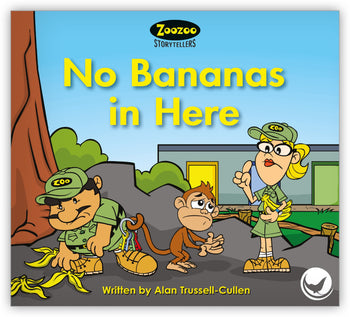 No Bananas in Here from Zoozoo Storytellers