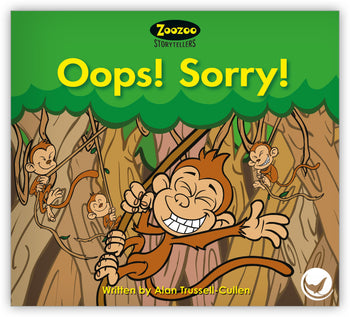 Oops! Sorry! from Zoozoo Storytellers