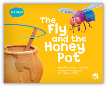 The Fly and the Honey Pot from Fables & the Real World