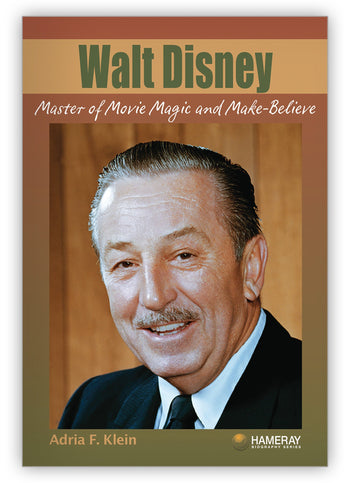 Walt Disney from Hameray Biography Series