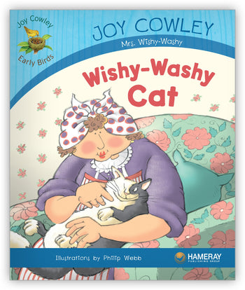 Wishy-Washy Cat from Joy Cowley Early Birds