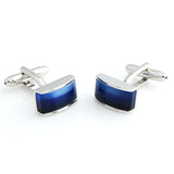 Ombre Blue Cufflinks