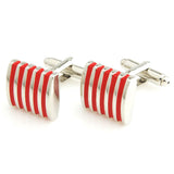 Effortless - Red Cufflinks