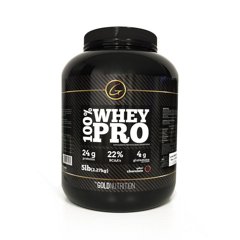 Whey Protein Gold Nutrition 5lb / Proteina Uruguay