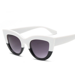 black and white shades trendy sunglasses edgability