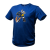 S2 Faction Bleed Blue T-Shirt