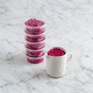 Beetroot Hommus 5 Pack