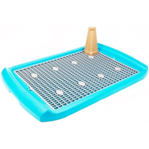 Felji Turbo Scratcher Cat Toy in Blue