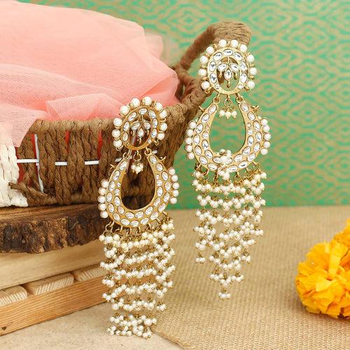 Jaimala Pearl Earrings
