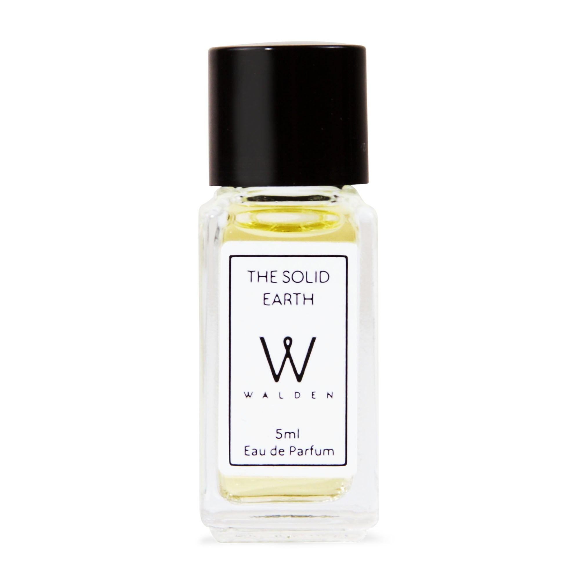 'The Solid Earth' Natural Perfume Sample 5ml