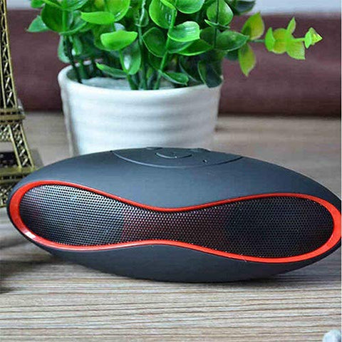 Stereo Dynamic Rugby Portable Bluetooth Speaker 3W