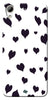 Digiprints Small Heart Printed Designer Back Case Cover For HTC Desire 626