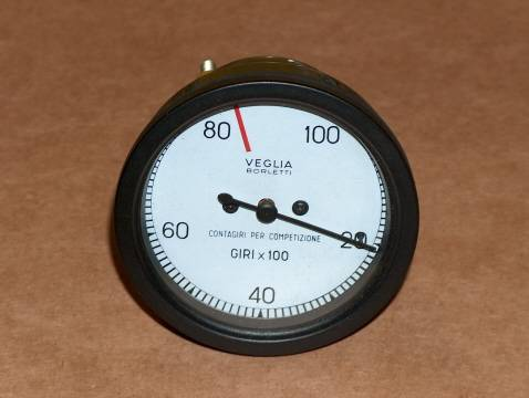 DUCATI BEVEL SINGLE 250 350 450 Tachometer VEGLIA