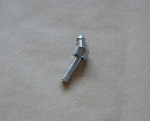 45-degree FUEL PIPE SPIGOT / NIPPLE for Petcock Triumph Norton BSA 650 750 850