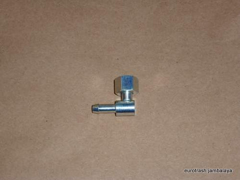 90-degree FUEL PIPE SPIGOT for Petcock Triumph Norton BSA 650 750 850