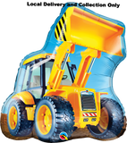 Construction Loader Supershape Foil