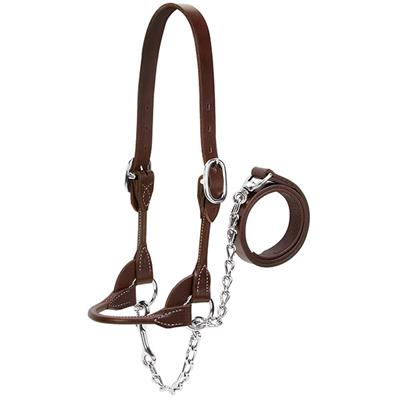 Beef Rounded Show Halter