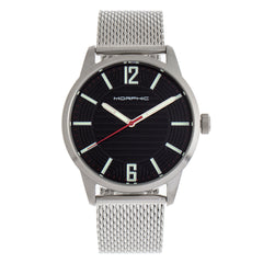 Morphic M77 Series Bracelet Watch - Silver