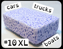Load image into Gallery viewer, BioBob #10XL Extra Large Car & Truck Sponge