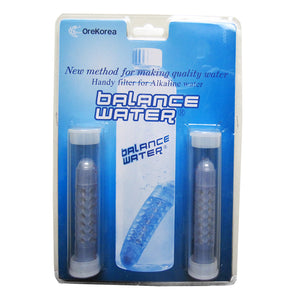 OreKorea Balance Water Alkalizing Sticks, front of package