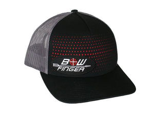 BOWFINGER PATCH HAT