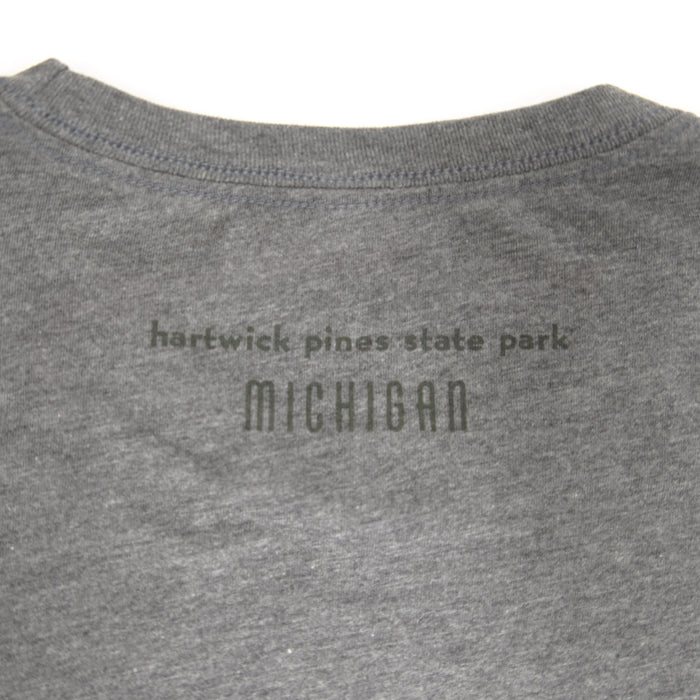 Hartwick Pines Grove Long-Sleeved T-Shirt